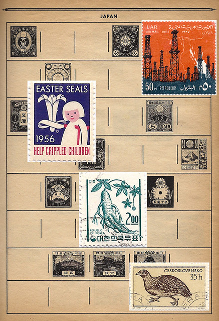 Stamp inspiration