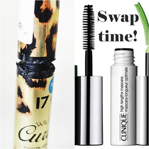 Clinique Mascara Swap