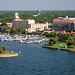 Small photo of Vinoy Resort Aerial