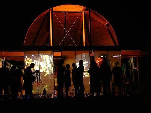 2012 Northern Spark Owls pavilion