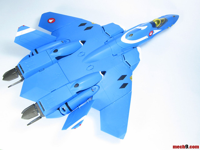 1/60 Perfect Transformation VF-22S Sturmvogel II Max version by Yamato Toys