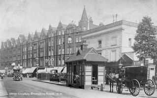 Bell and Horns - Kensington, Middlesex - c1915