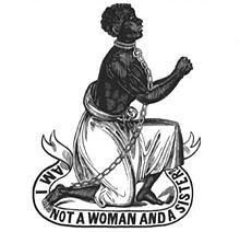 """<p>Afbeelding bij de tekst """"Ain't I a Woman"""", geschreven door Sojourner Truth in 1851.</p>"""