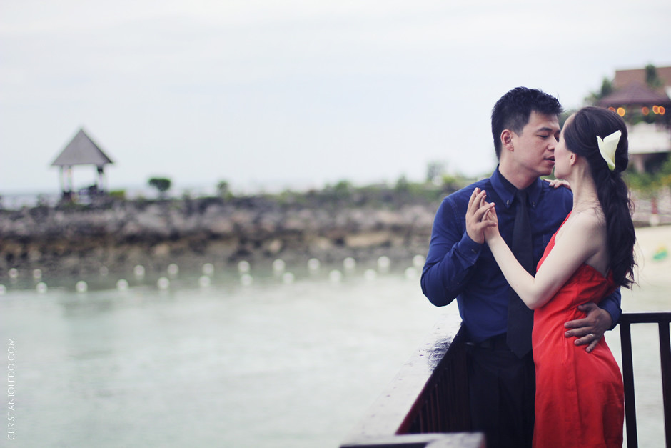 Cebu Post-Wedding Session, Shangri-La Mactan Resort