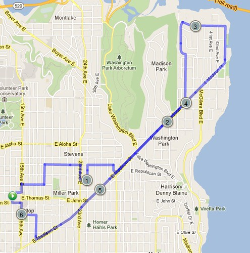 Today's awesome walk, 6.21 miles in 2:08 by christopher575