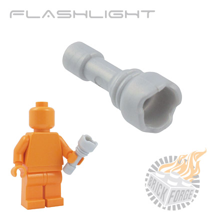 Flashlight - Silver
