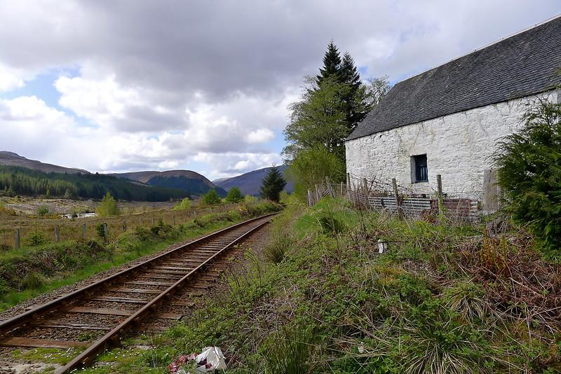Railway at Craig
