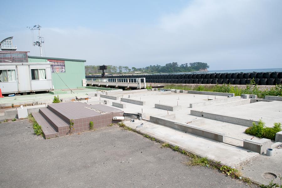 道の駅 大谷海岸