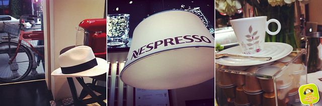 nespresso - travel the world coffee experience 1