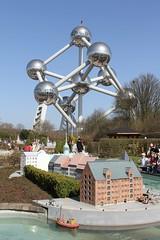 Mini-Europe and Atomium (Brussels)