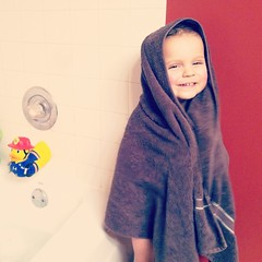 Towel Boy