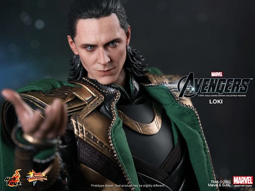 Hot Toys - 1/6 Movie Avengers Loki