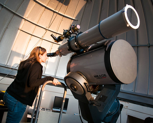 Observatory open house for the