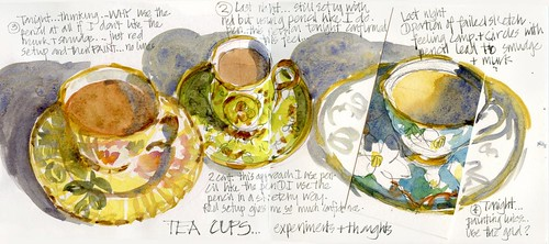 120522 Tea cup experiments and thoughts by borromini bear