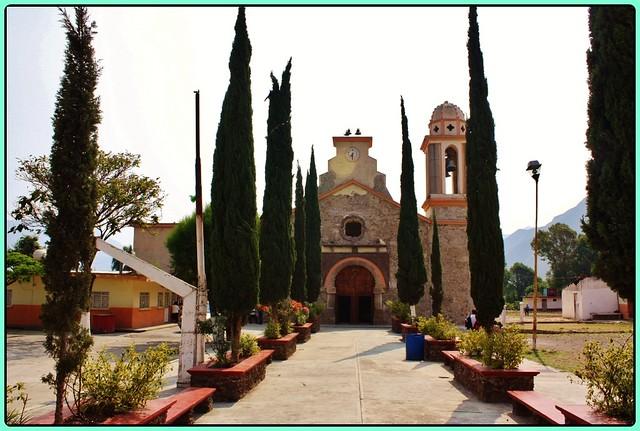Parroquia San Juan Bautista,Acutlcingo,Estado de Veracruz,México