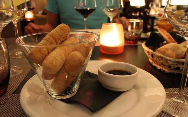 La candelita - Restaurante Madri