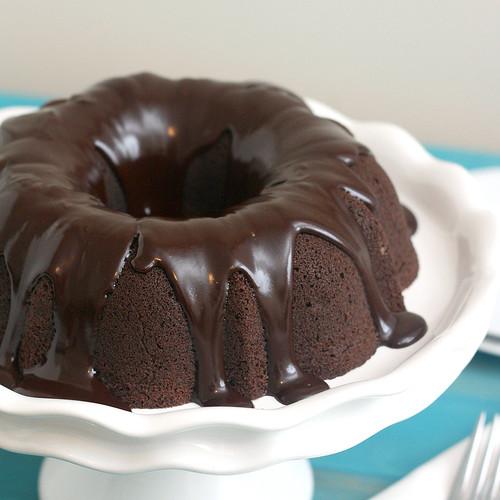 Chocolate Tunnel Bundt Cake