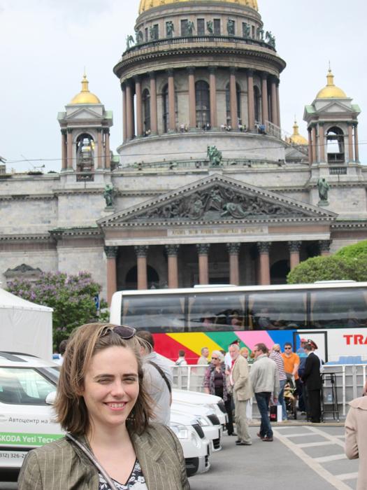 Petersburg isak