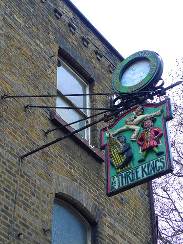 Three Kings, Clerkenwell, EC1