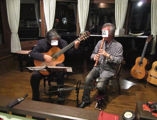 EnriqueさんとJ.Y.さんの二重奏 by Poran111