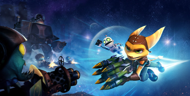 Ratchet & Clank: Full Frontal Assault for PS3