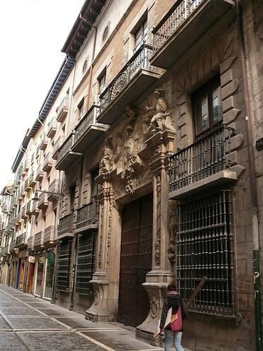 Pamplona Uruñea Navarra by Joan Grifols