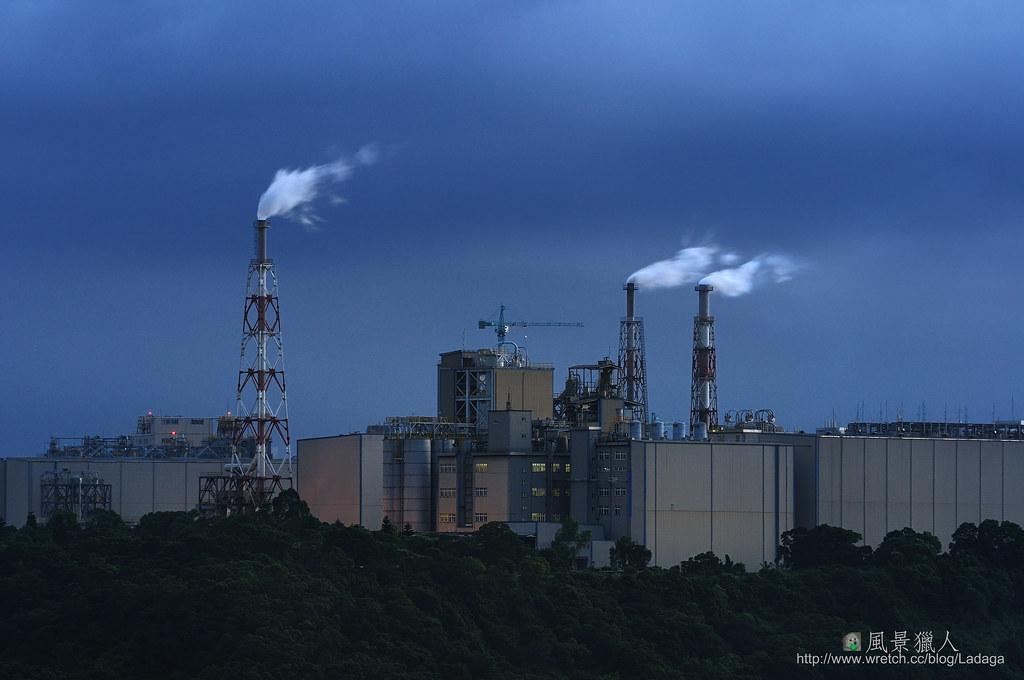 藍調工業區