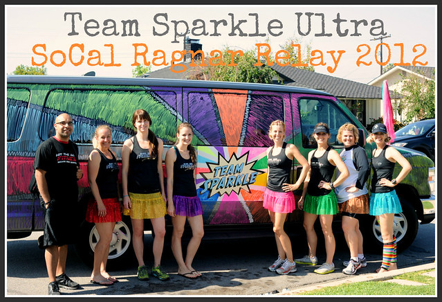 Team Sparkle Ultra SoCal Ragnar