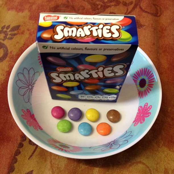 #smarties