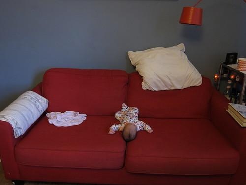 Couch queen