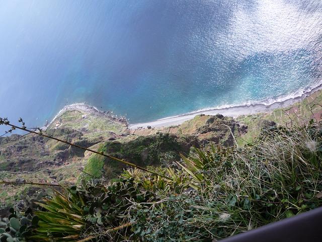 spektakuläre Klippen an der Küste der Umkehr