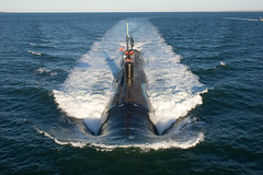 [Free Images] Wars, Military Ships, Submarines, USS Mississippi (SSN-782) ID:201206050000