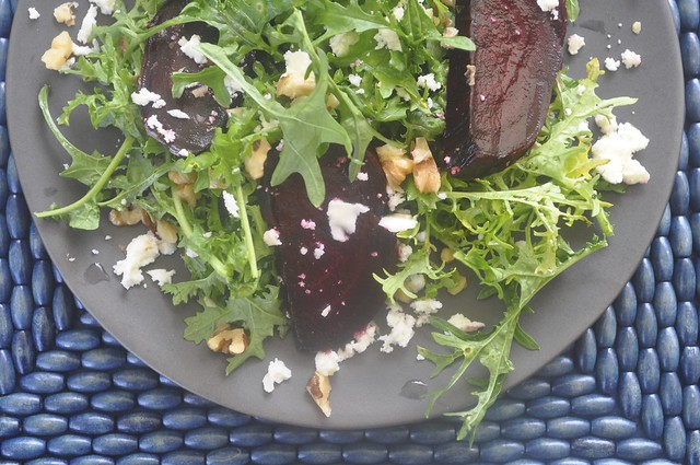 Farmers' market salad for June 3, 2012