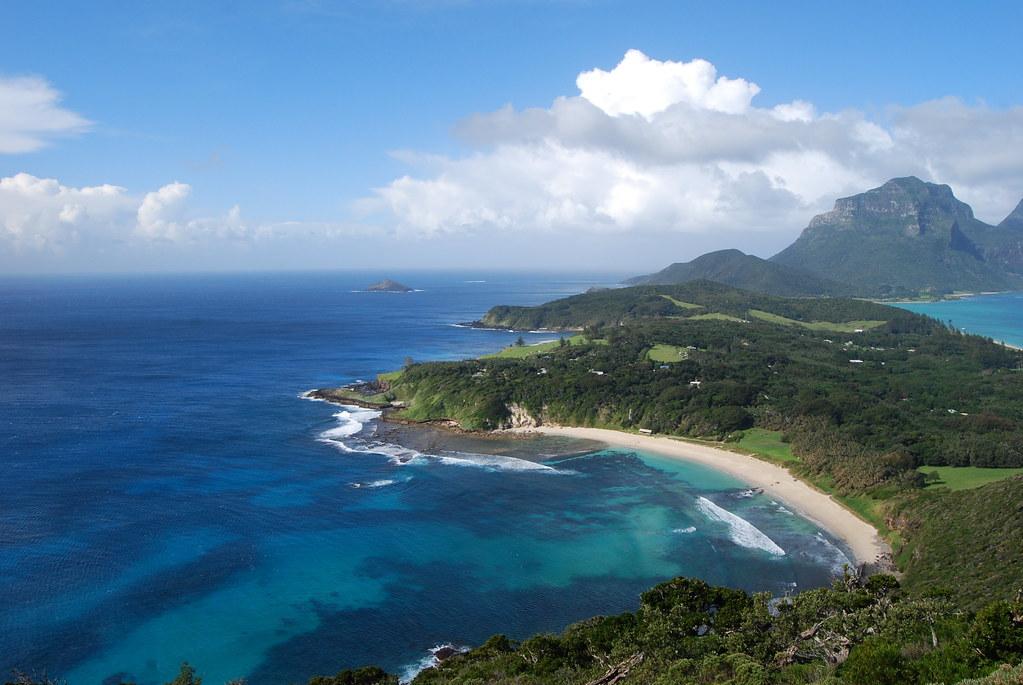 Lord Howe Island австралия