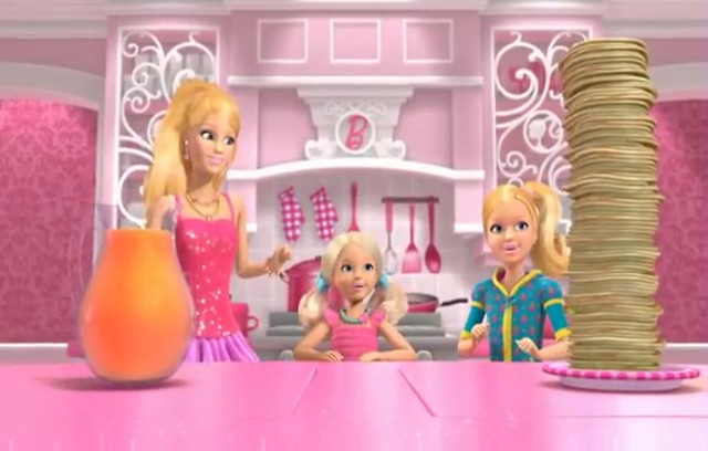 barbies dreamhouse deutsch