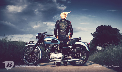 Ghostrider by Brauchi