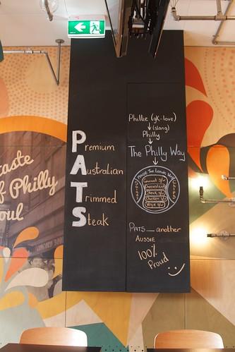 PATS not Pat's