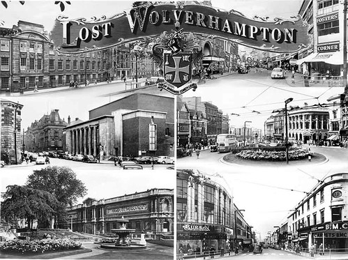 LOST-WOLVERHAMPTON