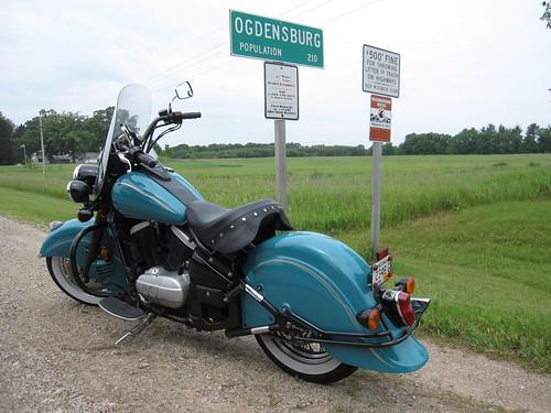 06-18-2011 Ride - Ogdensburg, WI
