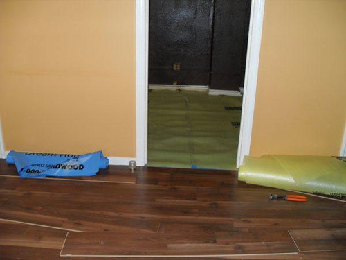 laminate floors installation service