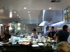 Open Kitchen at Sister Kitchen Thai Restaurant in Grover Beach