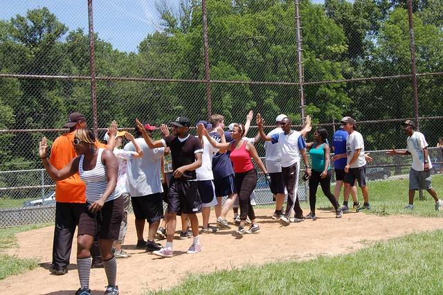 First Annual LifeBridge Health Softball Tournament