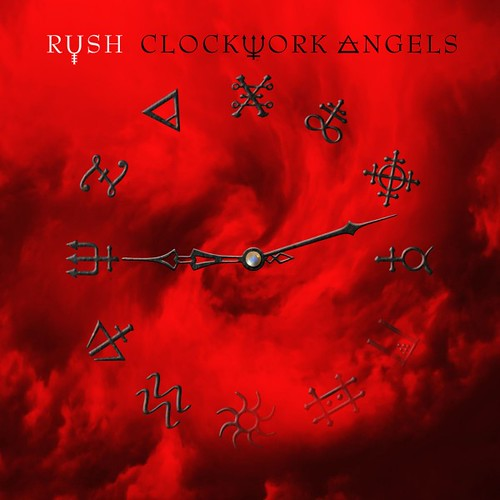Rush 'Clockwork Angels' (2012)