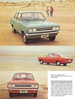 Viva in Canada 1967