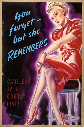 INF3-271_Anti-rumour_and_careless_talk_You_forget_-_but_she_remembers
