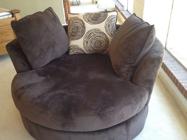 Round Swivel Chair For Two Flickr Photo Sharing