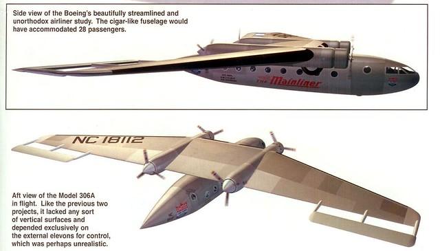 Boeing Model 306 Airliner 1