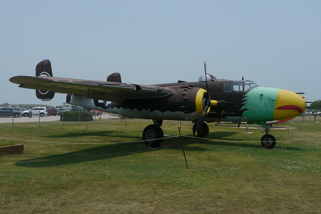 American B-25J Mitchell