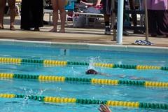 C7 swimming