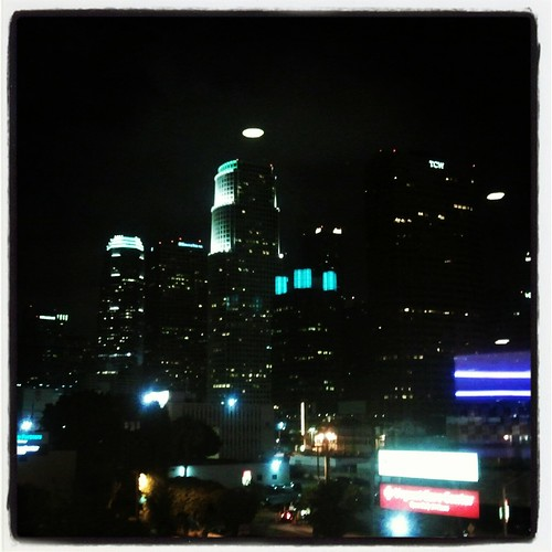 Downtown L.A. by Jodi K.